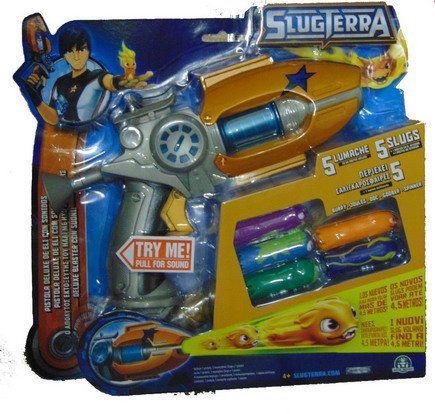 Slugterra 8022 jeu de tir deluxe blaster sons 5 slugs jeux et jouets - Jeux gratuit slugterra ...