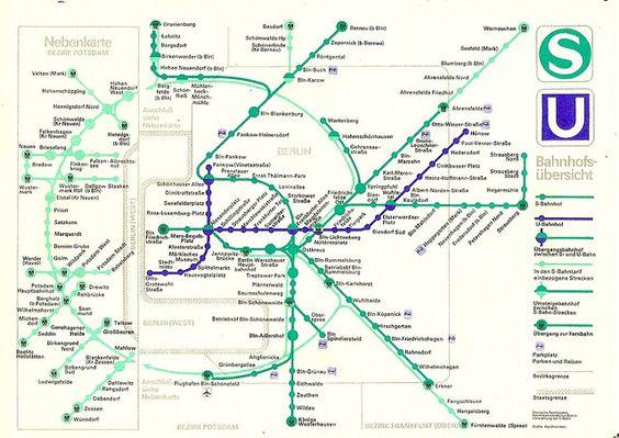 Berlin Metro Map Pdf Google Search Berlin Germany Ich Bin - Berlin rail map pdf