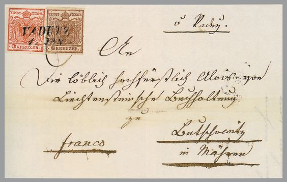 Rapp-Auktion / Österreich / Verkauft für 120'000 Schweizer Franken