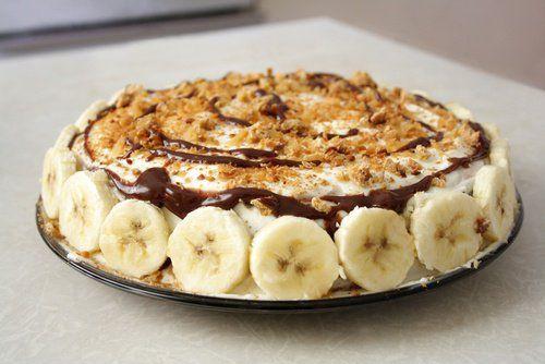 Torta de banana y ron con glaseado de queso crema http://mejorconsalud.com/torta-de-banana-y-ron-con-glaseado-de-queso-crema/