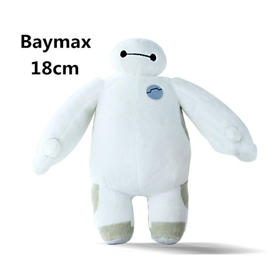 Now available online:  New Baymax Big He... Love it http://www.ejulaba.com/products/new-baymax-big-hero-6-plush-doll-toy-18cm-30cm-38cm-wholesale-retail-bag-stuffed-plush-gift?utm_campaign=social_autopilot&utm_source=pin&utm_medium=pin