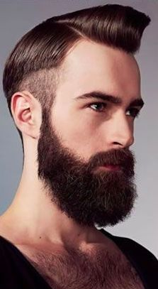 Awesome Cool Beards Fashion And Style On Pinterest Short Hairstyles For Black Women Fulllsitofus