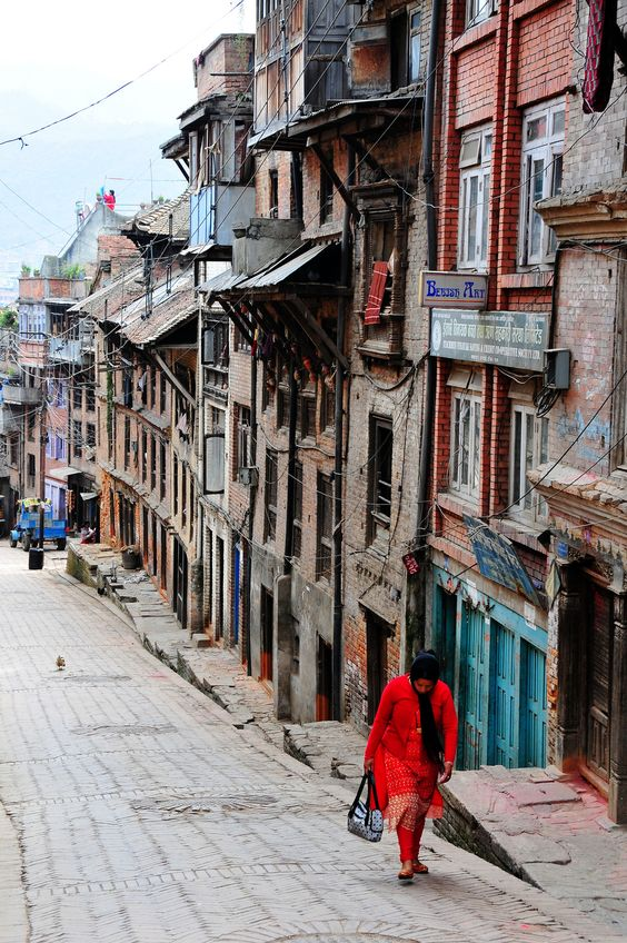 Bhaktapur, Kathmandu, Nepal. Miss this place