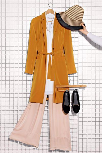 Neuer Punkt auf unserer Shopping-Liste: Pyjamahose für den Job!