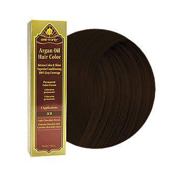 Argan oil hair color 6n