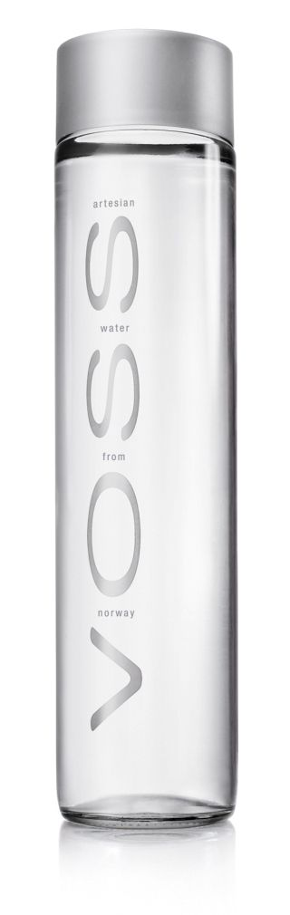 VOSS - one of the purest bottled waters available in the world - from Norway. Besides being GREAT water, the makers of VOSS are committed to becoming a carbon neutral company. Also, the VOSS Foundation provides access to clean drinking water to communities in Sub-Saharan Africa. Worth supporting!