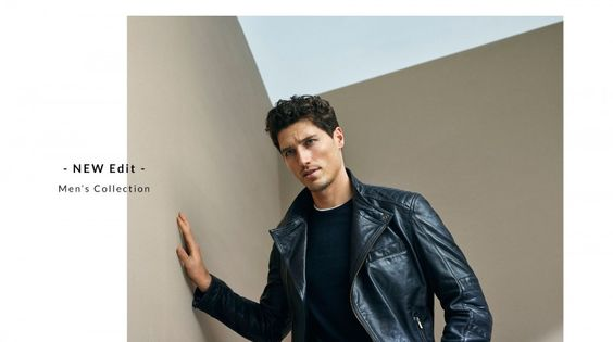 Cruise Into the New Year with Massimo Dutti Men