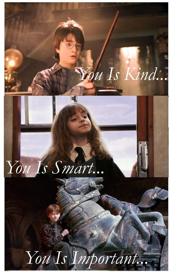 harry ron and hermione meet fluffy movie