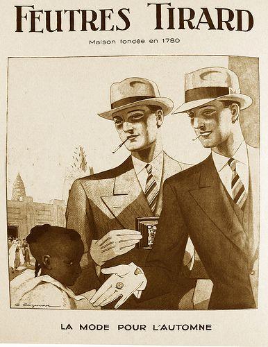 * Mode pour l'Automne 1930 (L'Illustration)