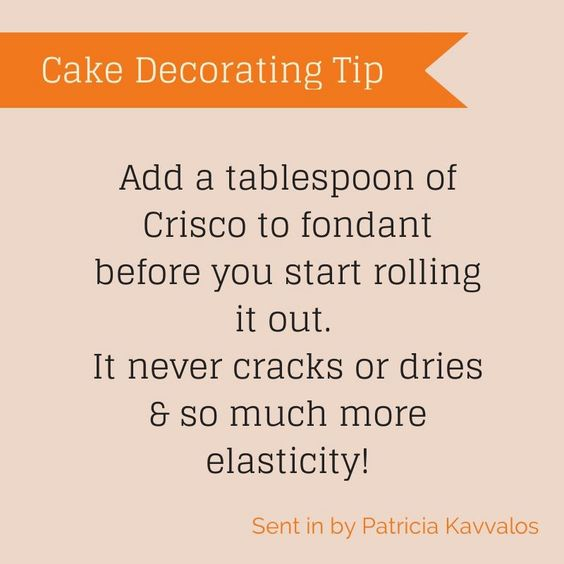 Cake decorating tip