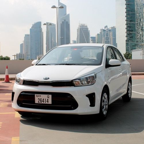Drive The Kia Pegas In Dubai For Only Aed 100 Day Aed 1699 Month This Sedan Fits 5 Passengers And 3 Medium Sized Bags It Is In 2020 Car Rental Dubai Cars Car