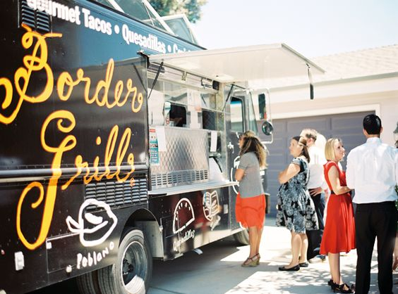 Food truck- yes please! Rachel Thurston Photography