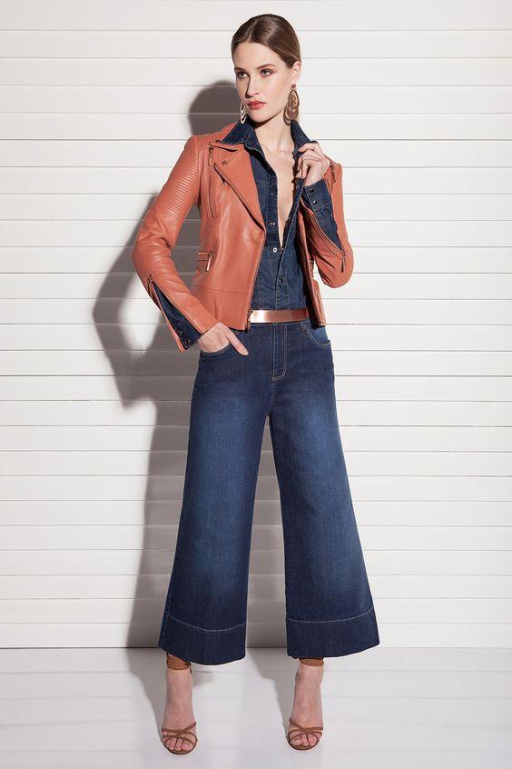 Coleção The Denim Beat, da Bo.Bô, tem mood setentista e foco nos jeans