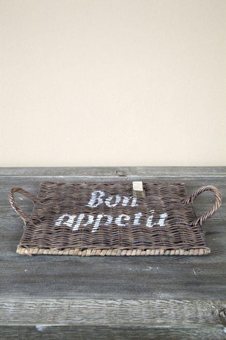 €14,95 Rustic Rattan Placemat Bon Appetit #living #interior #rivieramaison: