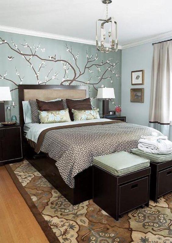 Small Bedroom Wall Color Ideas