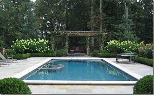 English garden inspiration for pool pools pinterest for English garden pool