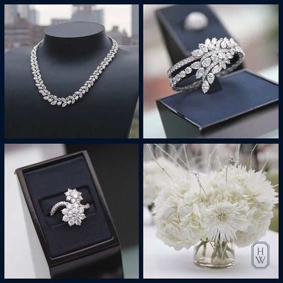 A love affair with the rarest #diamonds at the #HarryWinston Icons Rooftop Celebration in #NewYork.
