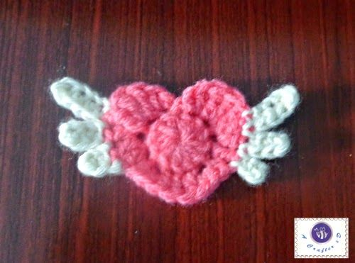 Free crochet, Squares and Wings on Pinterest