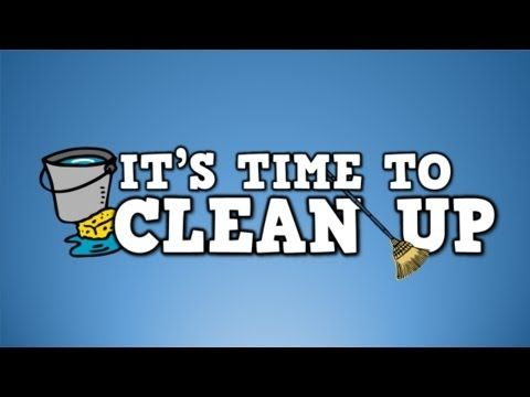 Clean up song the o 39 jays and cleaning on pinterest for Music to clean to