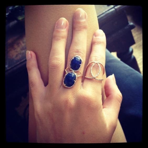 Jacqui Aiche rings