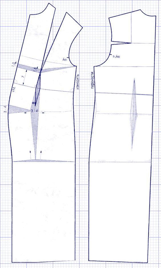 Как сшить галстук-бабочку: мастер 23