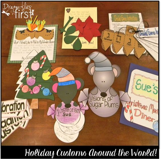 World crafts holiday and around the worlds on pinterest for Holidays around the world crafts