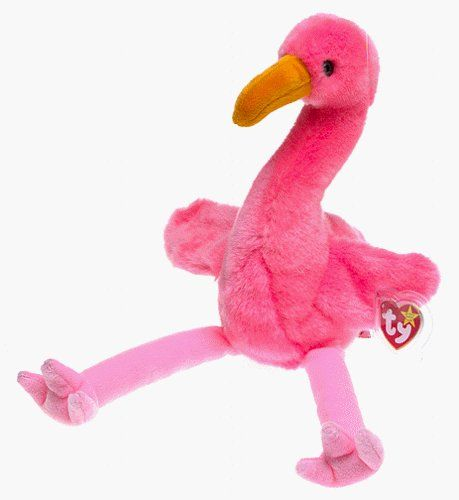 TY Beanie Buddy - PINKY the Pink Flamingo by Ty Inc., http://www.amazon.com/dp/B00002SWYK/ref=cm_sw_r_pi_dp_Senyrb12GMKMY
