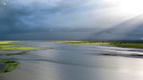 Paisagens de Moçambique / Gorongosa