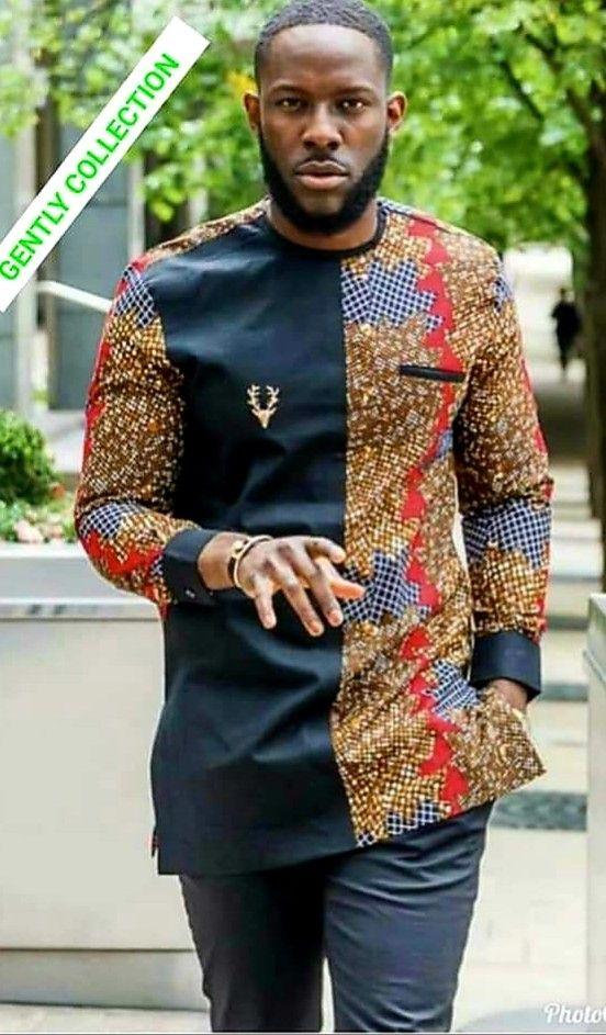 fashion dresses for men