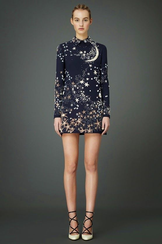 Valentino's Space Inspired Pre-Fall 2015 Collection