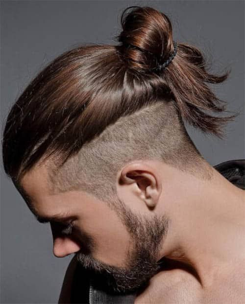 40 Coolest Viking Hairstyles Most Sought Trendy Haircut For Men Long Hair Styles Men Undercut Long Hair Viking Hair
