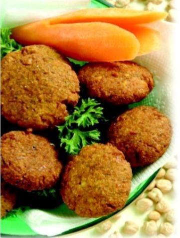 Falafel recipes lebanese dish curated by subcity - Cuisine bernard falafel ...