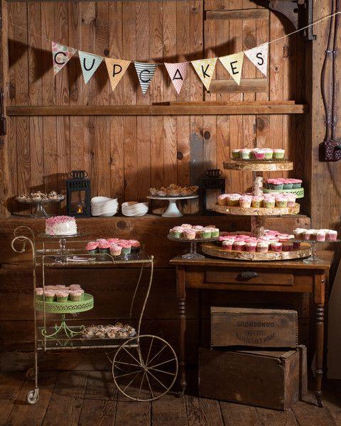 Rustic Wedding Cupcake Ideas: Wedding, Farms And Allure Bridal