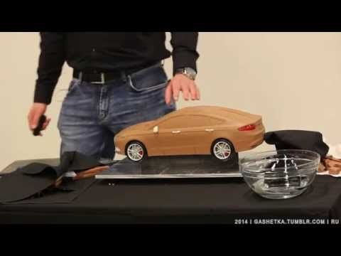 2014 | Ford Mondeo Clay Modeling Master Class by Thomas Kalker (Ford Eur...