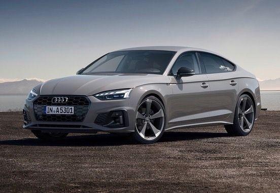 Audi A5 Side View In 2020 A5 Sportback Audi A5 Audi S5