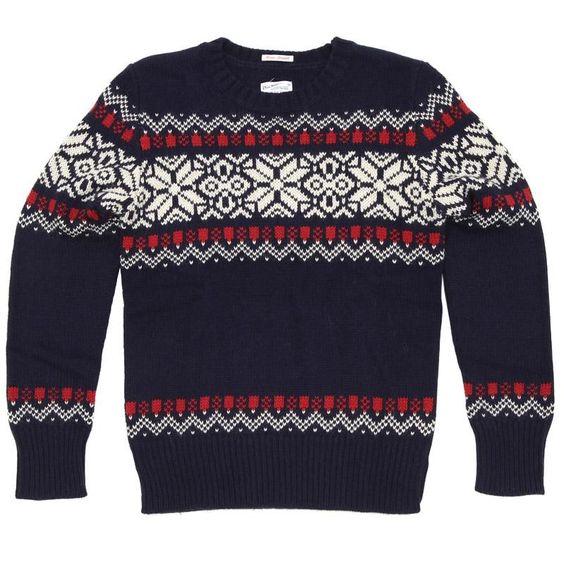 i love menswear... gant rugger fairisle | Closet | Pinterest ...