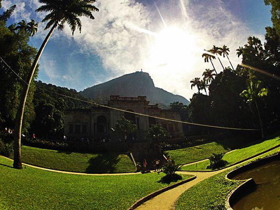 Lage Park - Rio de Janeiro