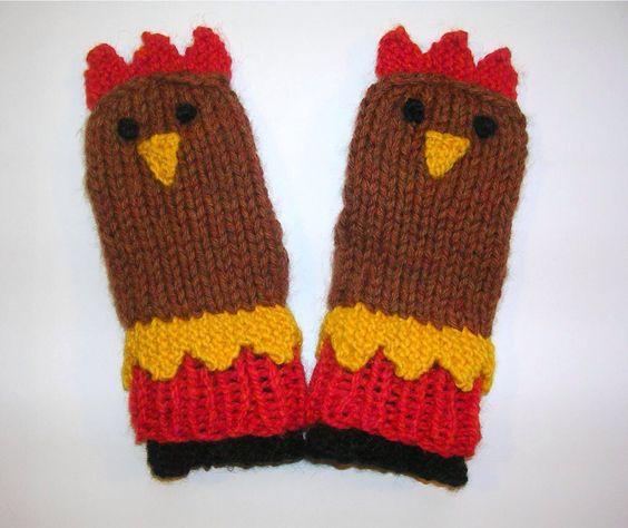 Chickenmittens