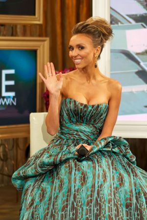 Alterna - Get the Look: Giuliana Rancic's 2011 Oscar Updo
