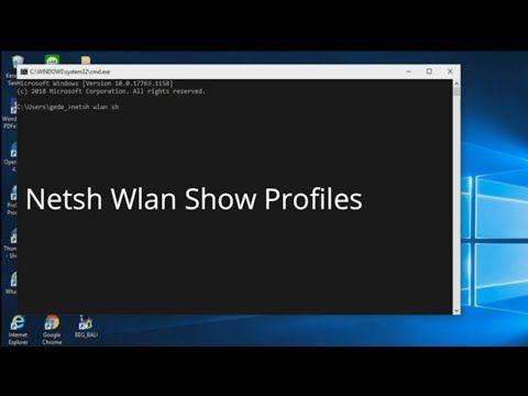 Cara Mengetahui Password Wifi Di Laptop Dengan Cmd Youtube Pengetahuan Video Haiku