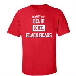 Delhi High School - Delhi, LA   Men's T-Shirts Start at $21.97