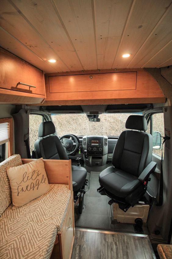 Fitz Roy Freedom Vans 170 Sprinter Van Conversion Sprinter Van