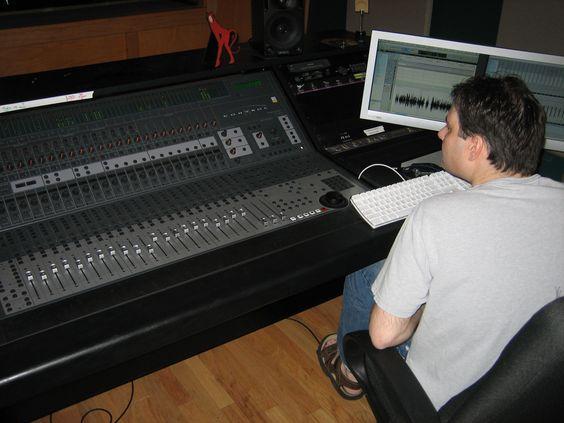 Aug. 2nd-6th, 2006Recorded at OMNIsound Studios – Studio A – Nashville, TN – 9:00am-9:00pm - Joe Hand recording