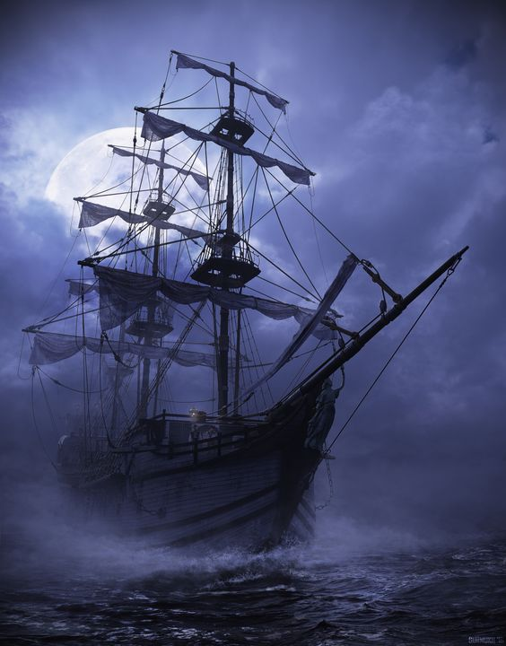 Adventures of a Pirate Ship 03 - Full Moon