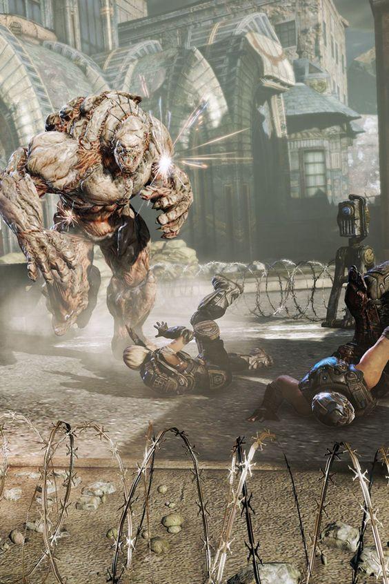 Gears of War 3  Beserker