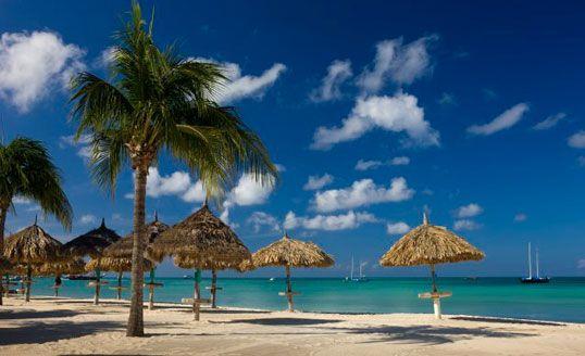 Aruba- Palm Beach