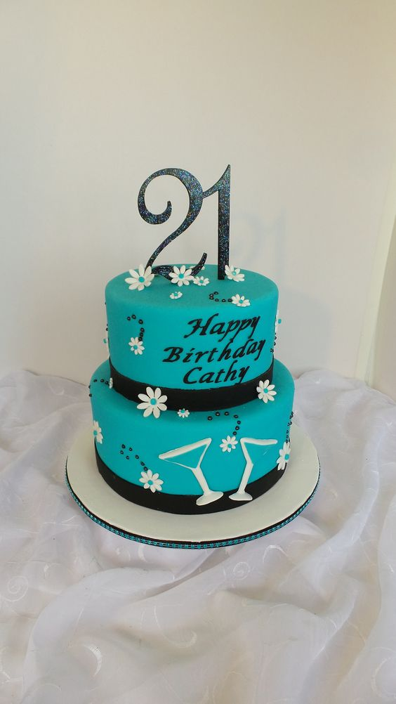 Https Flic Kr P Xyvyx3 Two Tier 21st Turquoise