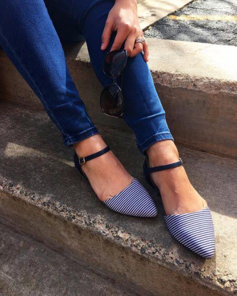 Pretty Wide Shoes