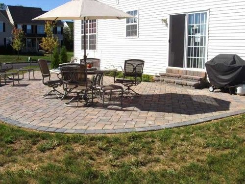 patio budget | patio design style Types of Patio Design for Your Backyard