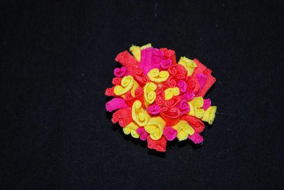 Altrapo: Broches de trapillo hechos con el corazón
